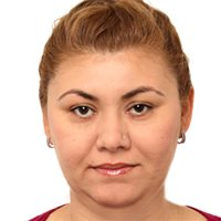 ******** Сидана Расимовна