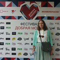 ******** Анна Юрьевна