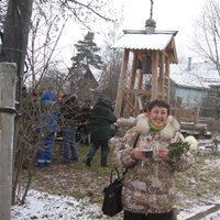 Ольга Анатольевна, Домработница, посёлок Горки-10, Голицыно