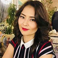 ************ Айдана Сабиржановна