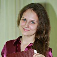 Репетитор, Москва, Новорогожская улица, Римская, Ксения Андреевна