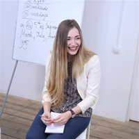 Алина Олеговна, Репетитор, Москва,Мичуринский проспект, Университет