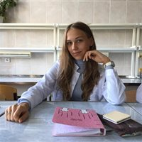 ******** Алина Евгеньевна