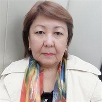 ********** Полина Сангаджи-Горяевна