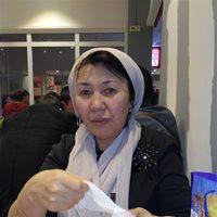 *********** Анар Бексултановна